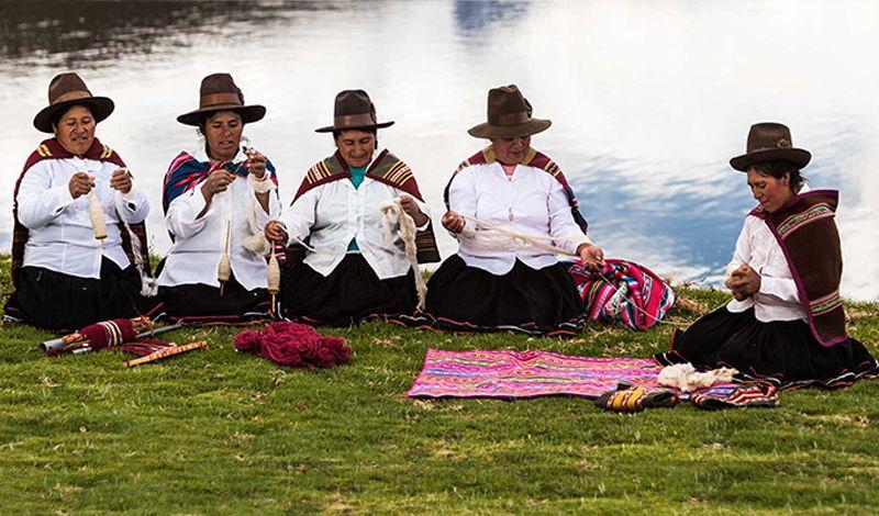 CBCtupay: Cusco Community Tour: Go Fishing & Experience Quechua Culture