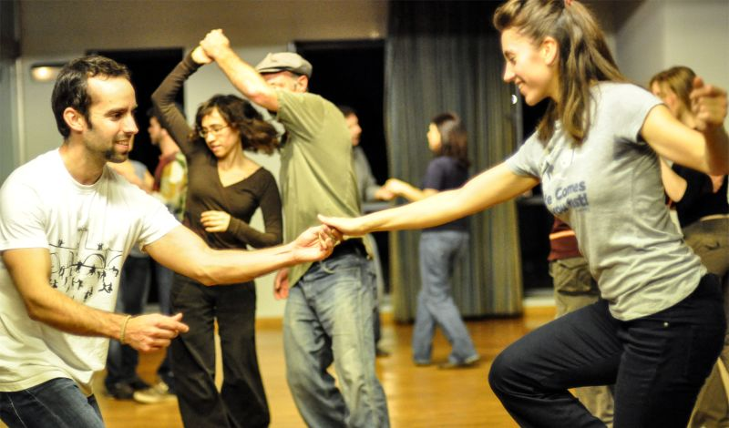 Waterloo Action Centre: Choose Your Own Style Dance Workshop