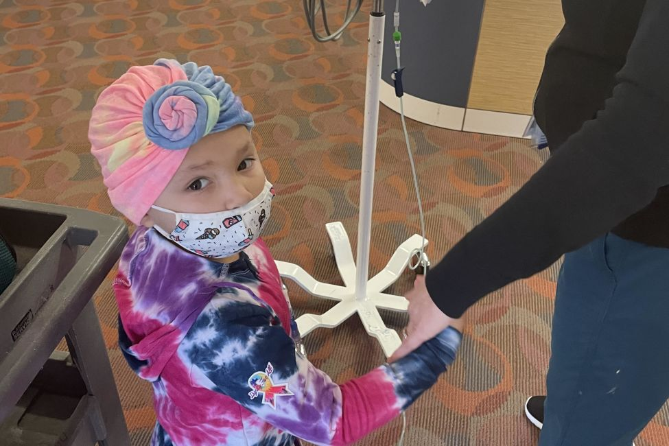 Provide and Create Uplifting Gifts for Pediatric Cancer Warriors