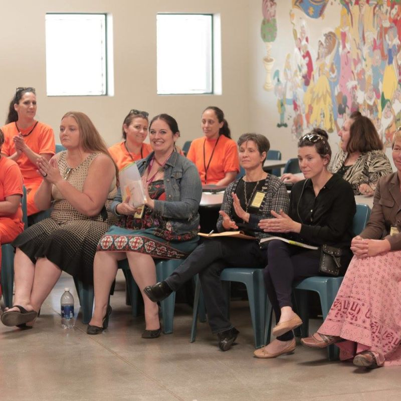 Support Women Transitioning Out of the Criminal Justice System Through a Storytelling Activity