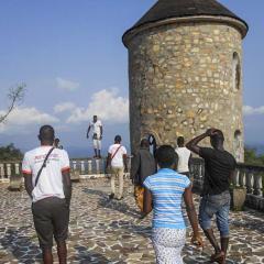 Togo tour - Chateau Vial