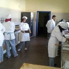Moroccan baking