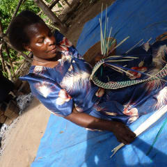 traditional African famiy activities