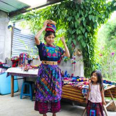 Guatemalan handicrafts