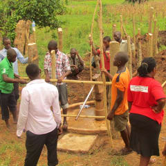 rural Uganda tours - community activities