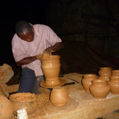 Tanzania pottery