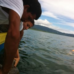 Playa Blanca - sea turtle rescue