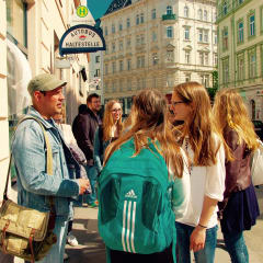 city guide tour Vienna