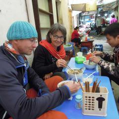 Hanoi food tour