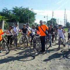 San Juan bike tour