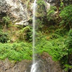 Tanzania waterfalls