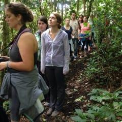 Costa Rica trekking tours