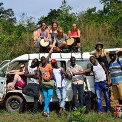 Togo village tour - indigenous culture