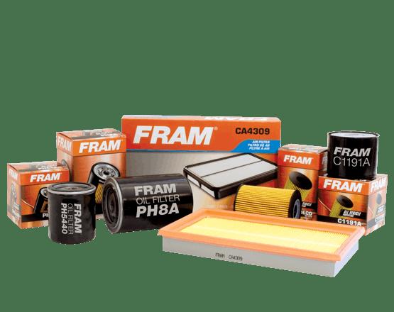 15% Off Fram Filters until July 15. Use code EOFY at checkout.