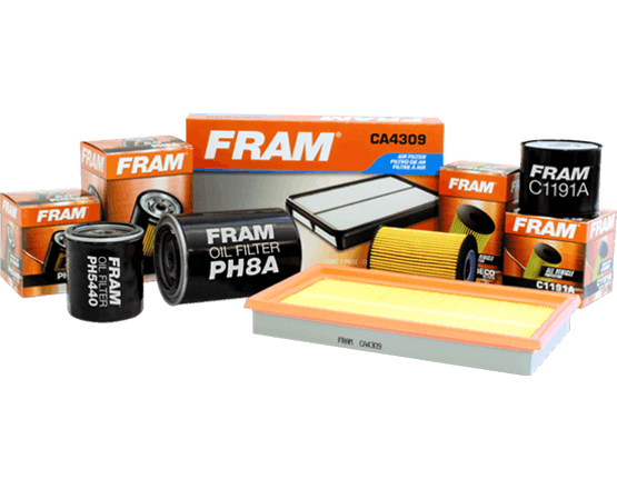 Up to 45% Off FRAM Filters RRP during the SWD Spring Service Sale!