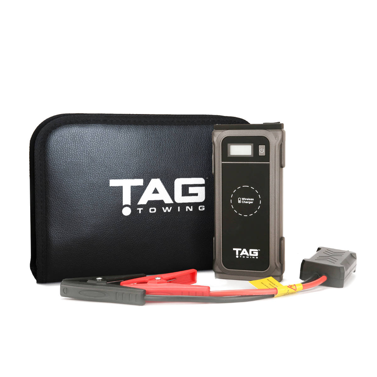 TAG Portable Jump-Starter & Multifunction Charger