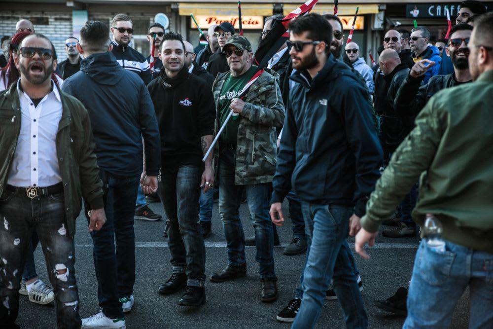 Un fascista semplice (che vota Salvini)