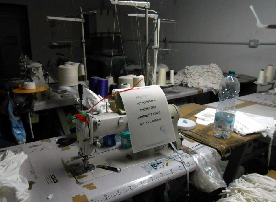 Prato: lo sfruttamento del lavoro è un sistema criminale e organizzato