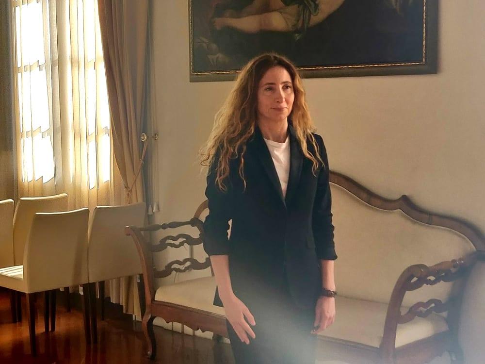 Antonella Leone, candidata sindaco M5S