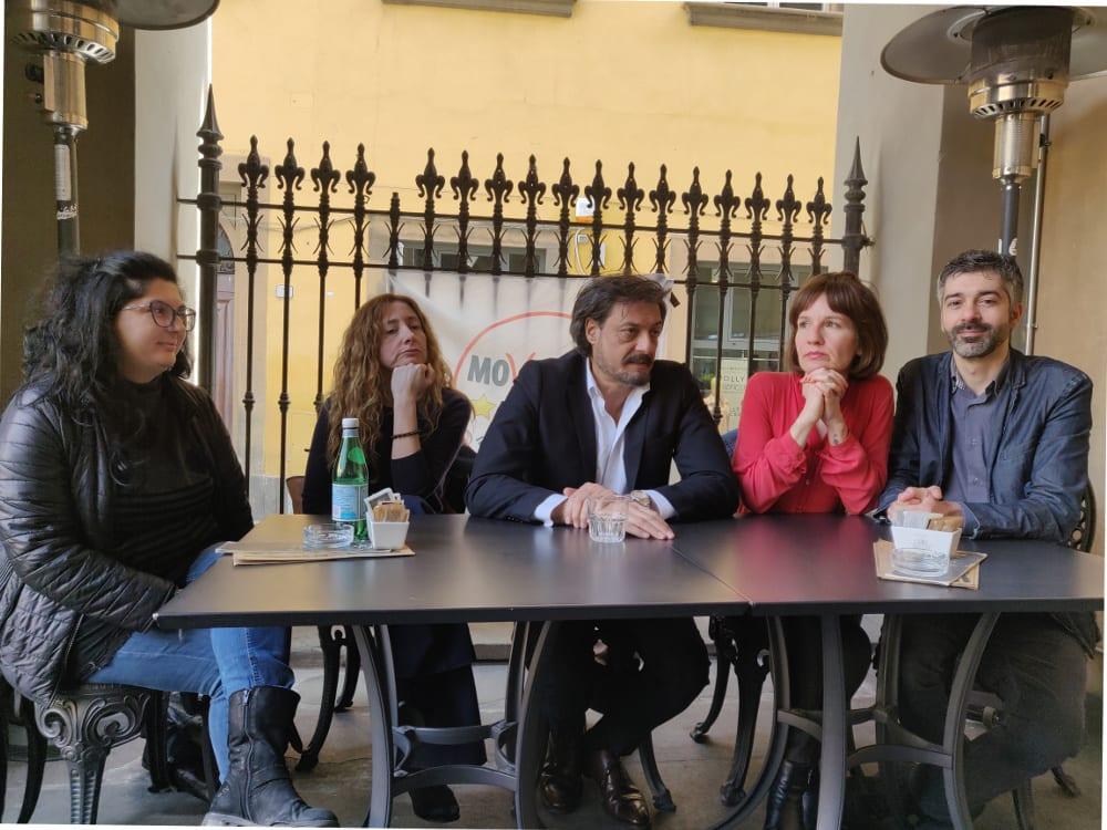 Carmine Maioriello, il nuovo candidato sindaco del M5S