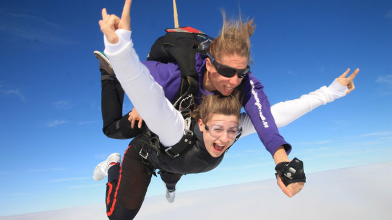 Cheap dresses gold coast skydiving