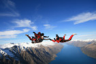 Sky Diving 12000ft Tandem Jump Over Queenstown