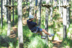 High Ropes Adventure Branching Out