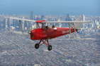 Tigermoth Scenic Flights over Melbourne