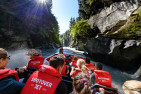 Jet Boat Adventure in Queenstown