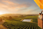 Yarra Valley Ballooning Getaway and Dinner For 2 - Weekend