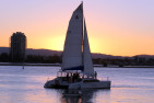 Sailing Catamaran at Sunset - 2 Hours