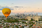 Hot Air Balloon Ride Over Melbourne w Breakfast