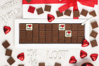 Message In Chocolate - 30 Characters