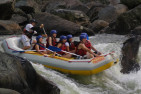 White Water Rafting Half Day - Inc Levy Fee