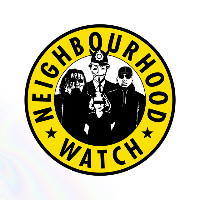 Skepta - Neighbourhood Watch album artwork