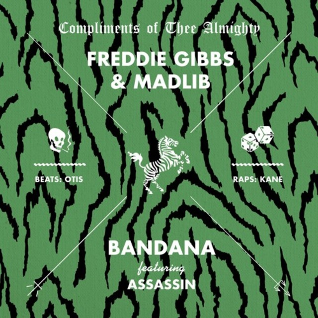 Freddie Gibbs - Bandana (feat. Assassin) by Freddie Gibbs album artwork