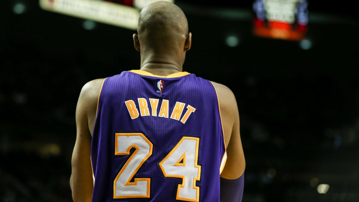 9ef62b135a8 Kanye West Honors Kobe Bryant With Special