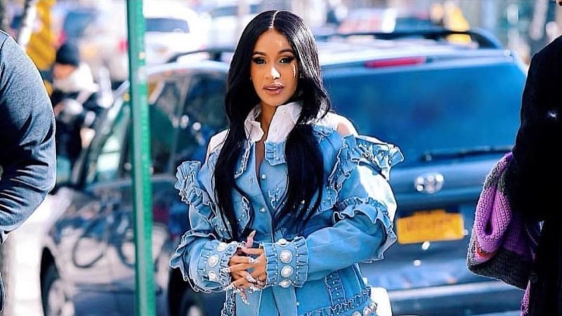 5e2f552a0e Cardi B s  Invasion of Privacy  heading for No. 1 Billboard 200 debut