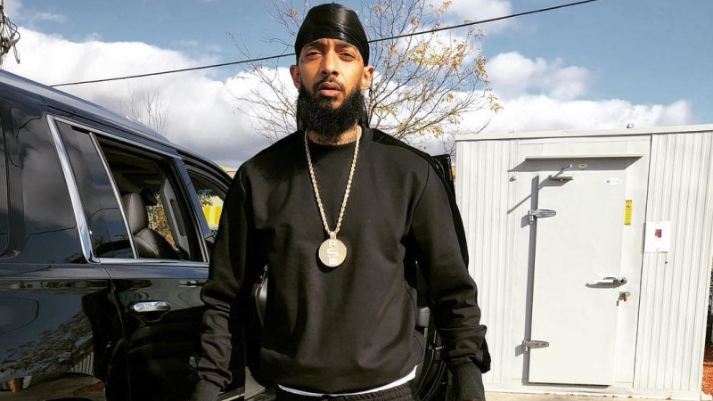 Nipsey Hussle Shot Outside Of His Clothing Store In Los