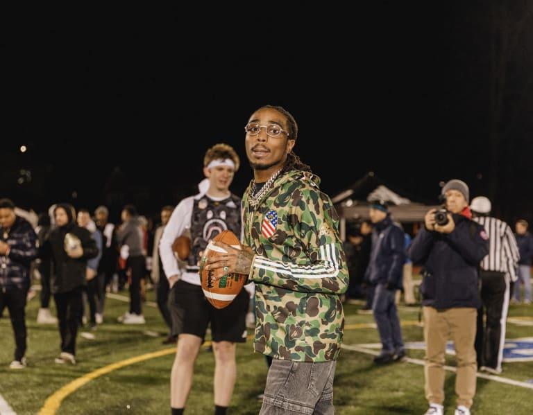 27e7ab1d Rivals.com - Adidas x Bape Super Bowl 7x7: 5 Players That Shined