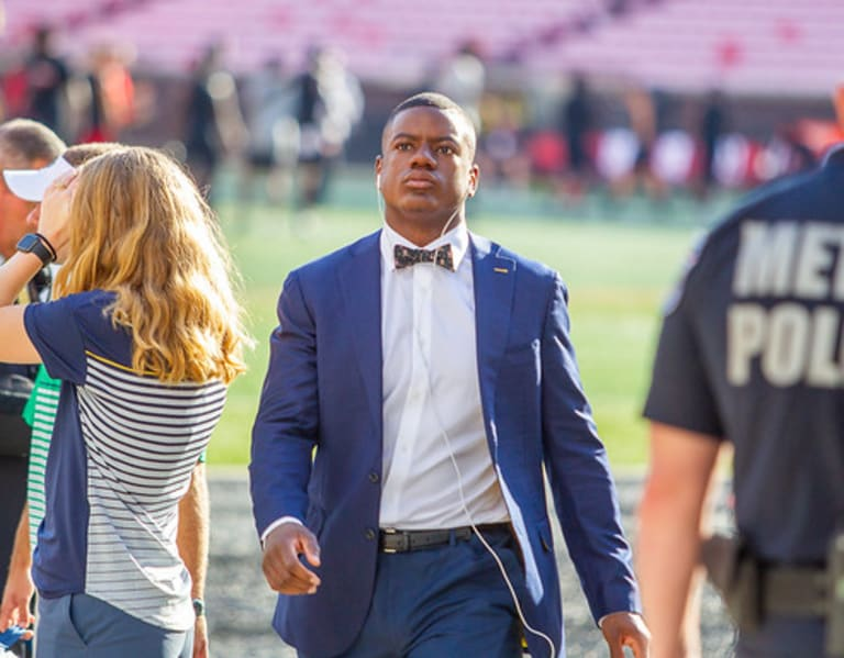 BlueAndGold - Notre Dame's Jafar Armstrong Sidelined At ...