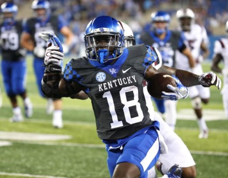 Game Grades: UK-South Carolina report card by position