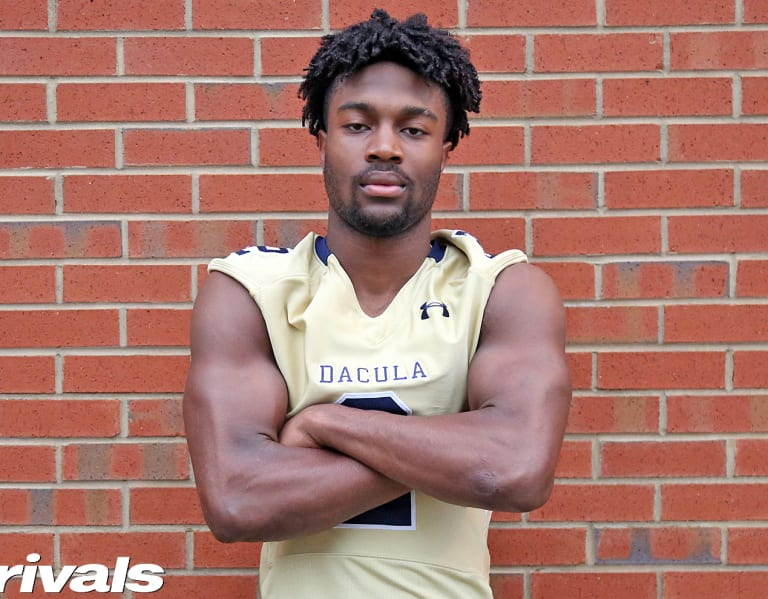 Photo of Georgia ATH Kaleb Edwards sets commitment date