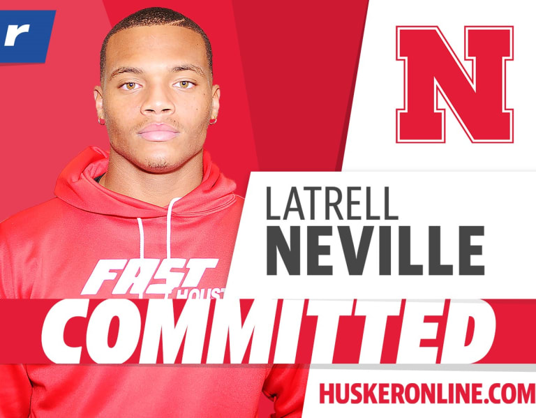 HuskerOnline - Four-star receiver Latrell Neville is N as commit No. 11