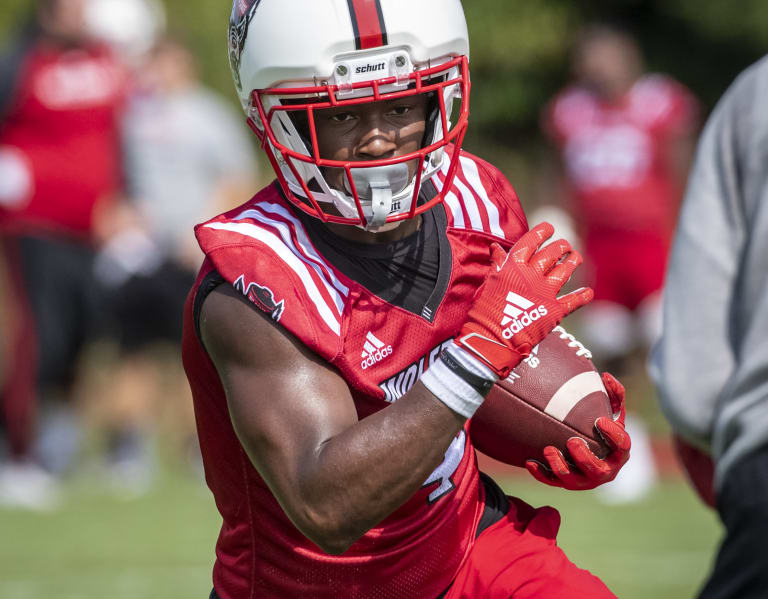 TheWolfpacker - A healthy Tabari Hines has a fresh perspective