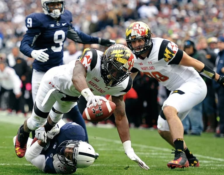 TerrapinSportsReport - Maryland Game Day: Penn State