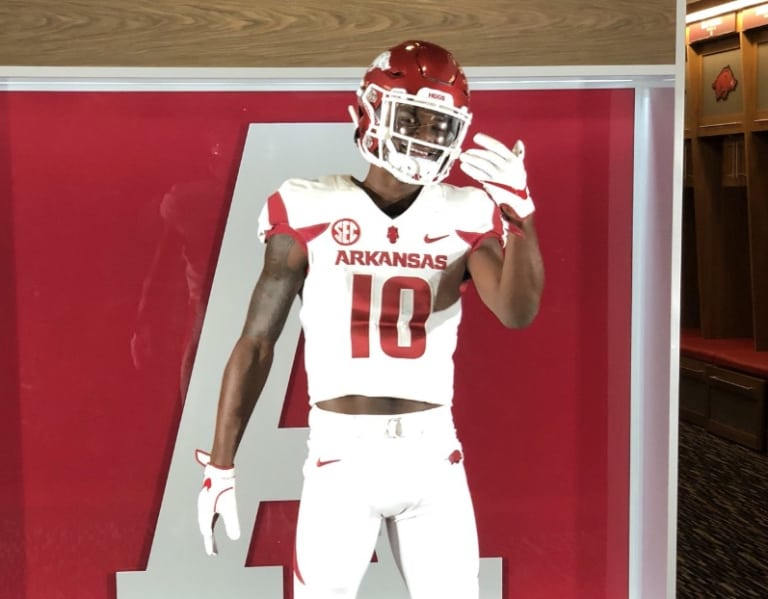 Hawgbeat Film Session 3 Star Arkansas Db Commit Myles