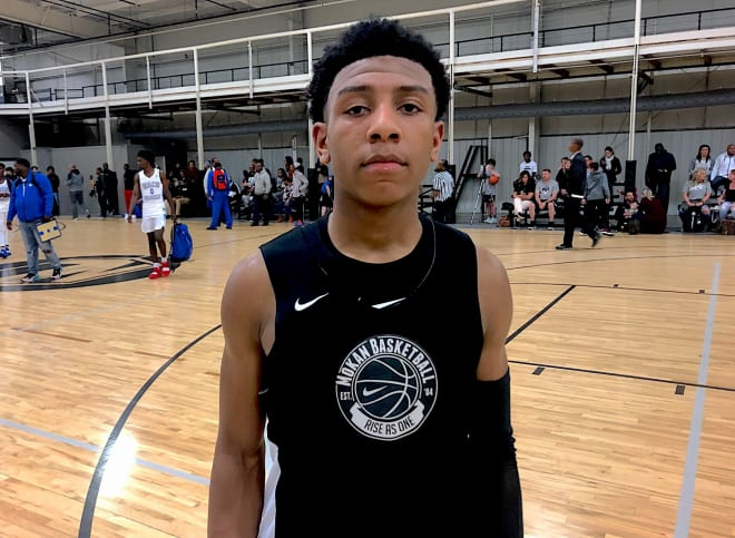 Kennedy Chandler, a five-star PG in Class of 2021, says he'll make official visit to Syracuse