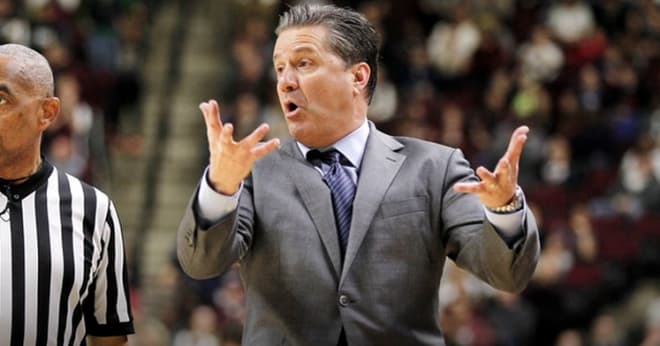 CRAWFORD | Calipari on Yahoo! report: 'I know nothing more than you guys'
