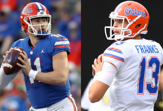 Naming Gators' starter at QB may be game-time decision